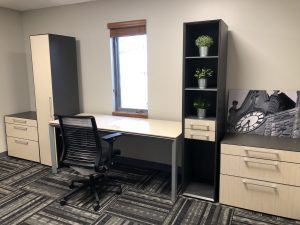 office at Idea Coop